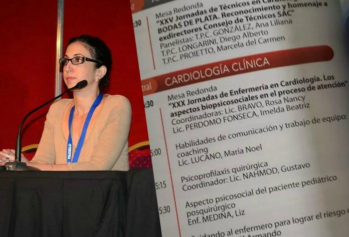 Noel 2014 Congreso Cardiología