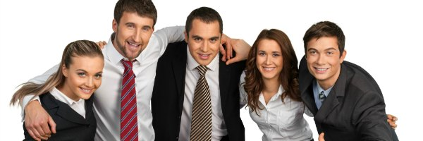 equipo de trabajo motivado