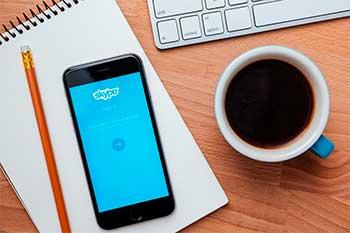 Coaching vía Skype